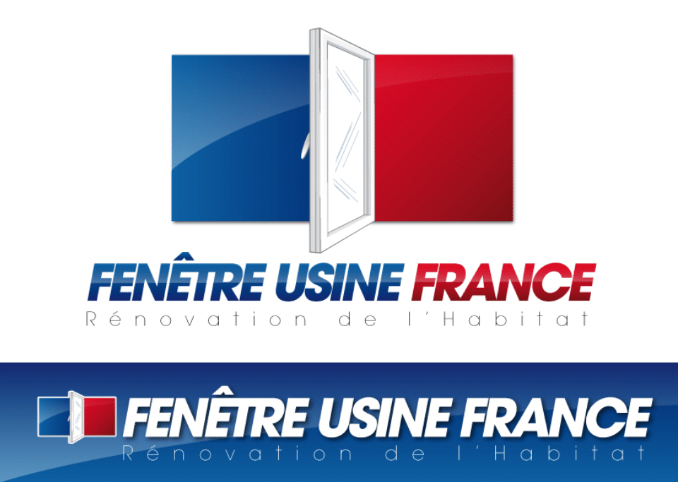 Logo Fenêtre Usine France Rénovation