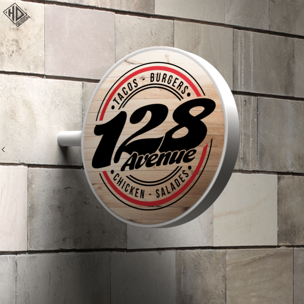 Logo 128 Avenue