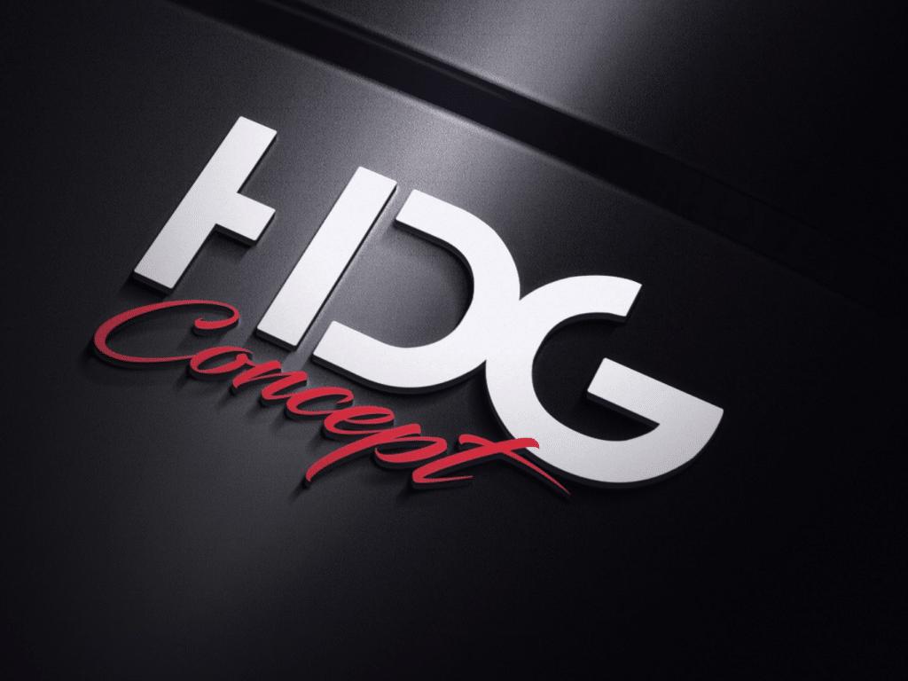 Logo HDG Concept
