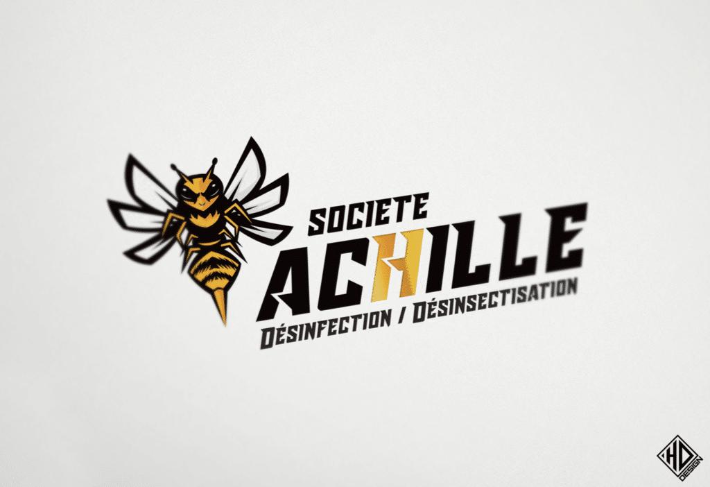 Logo Abeille Societe Achille