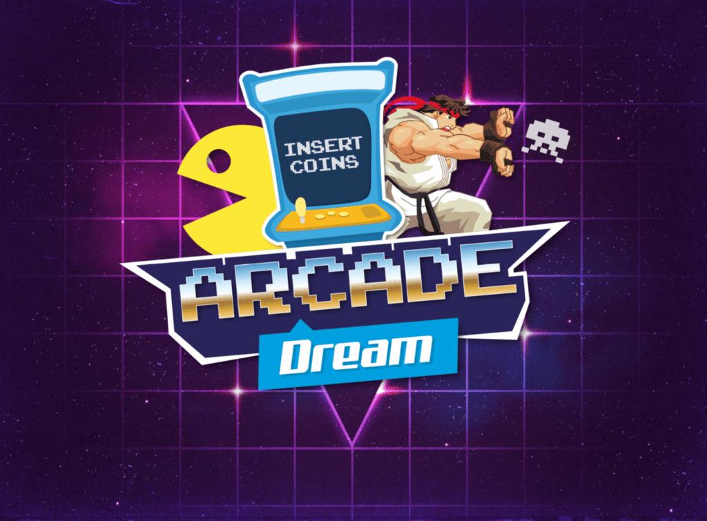 Logo Arcade Dream