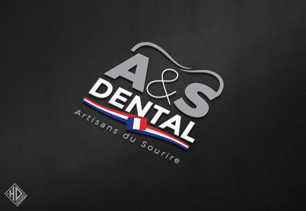 Logo AS Dental