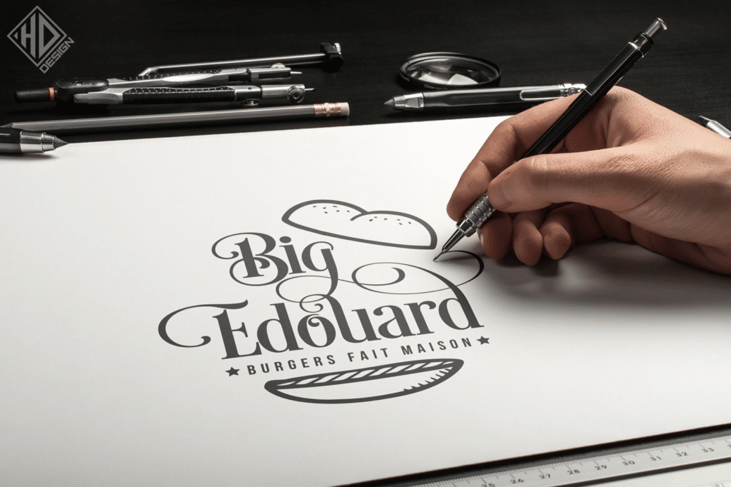 Logo Big Edouard