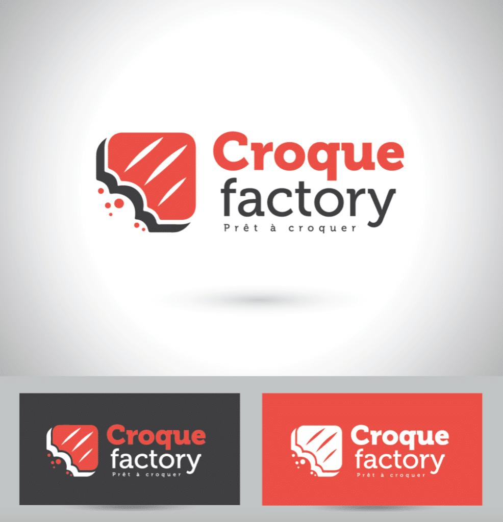 Logo Croque Factory