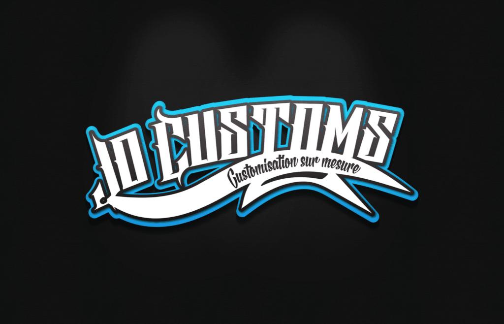 Logo JO Customs
