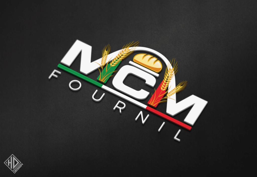Logo MCM Fournil