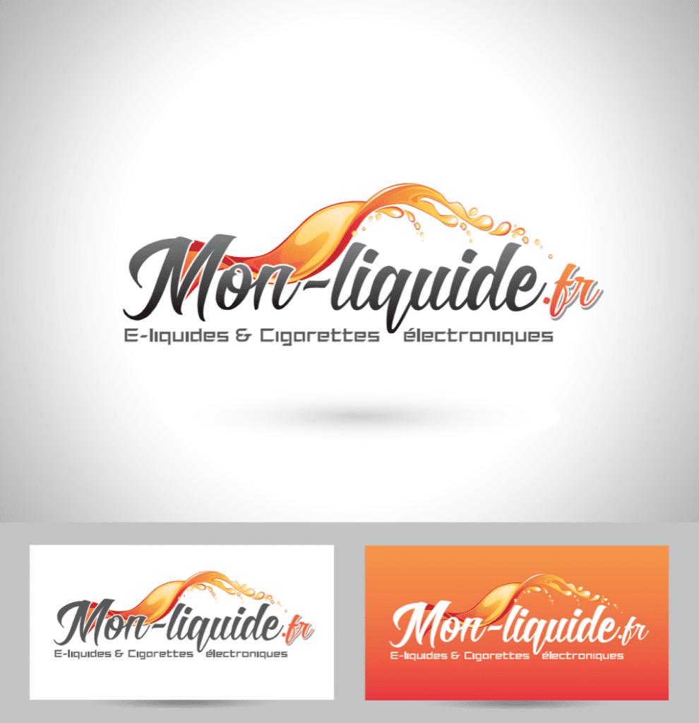 Logo Mon liquide .Fr