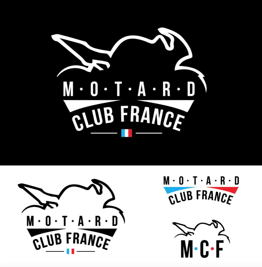 Logo Motard Club France