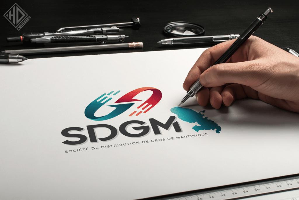 Logo SDGM