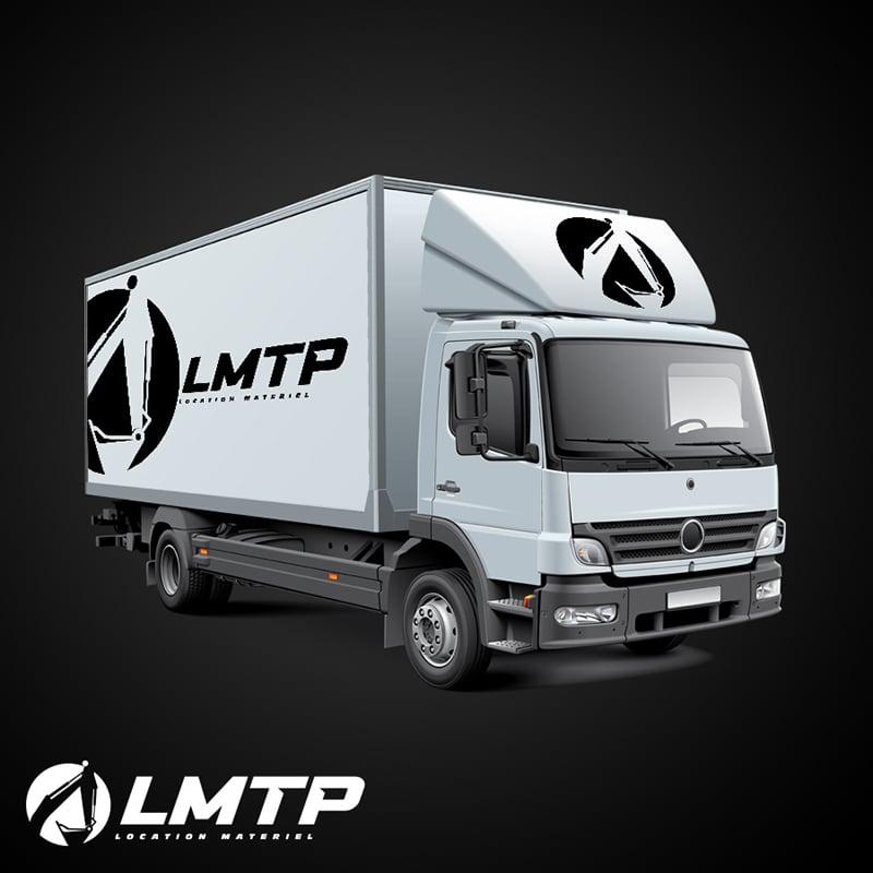 Logo LMTP Location Materiel