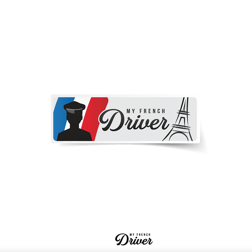 Logo My French Driver