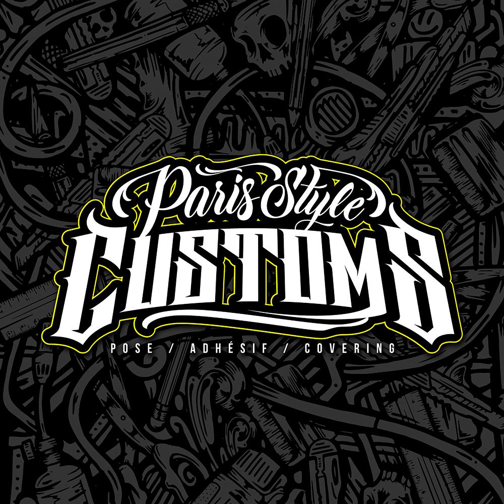 Logo Paris Style Customs