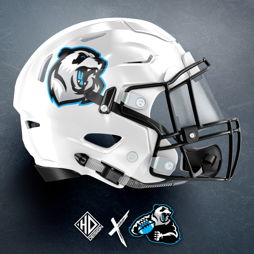 Casque Blizzard Football US