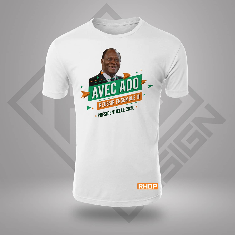 T-Shirt Avecado