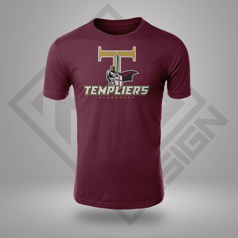 T-Shirt Templiers Elancourt
