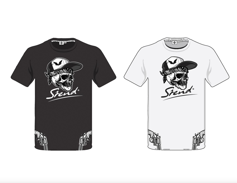 T-Shirt Stend