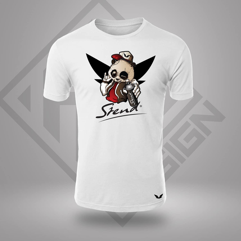 T-Shirt Bear Stend